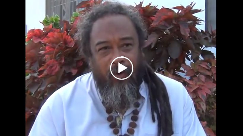 Mooji explications ...